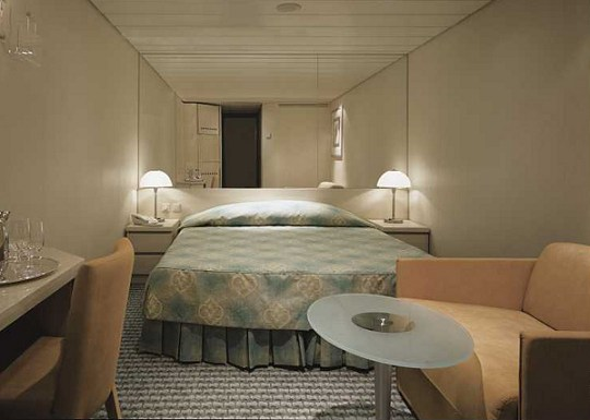 Celebrity Constellation Interior Stateroom Cabin