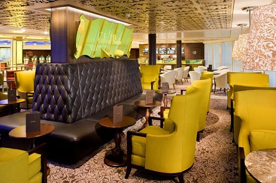 Celebrity Solstice Cafe Albaccio