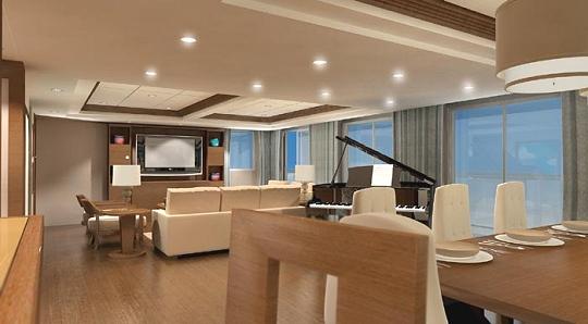 Celebrity4me Com Celebrity Solstice Penthouse Suite